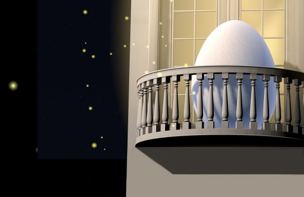 Egg2 Balcony