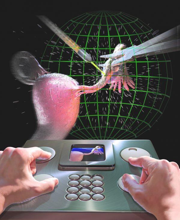 Futuristic Surgery