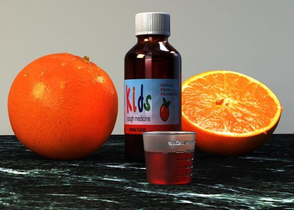 children's cough medicine