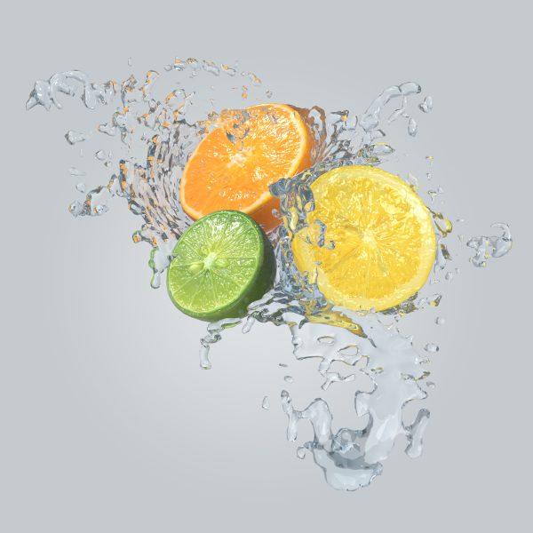 refreshing citrus flavor